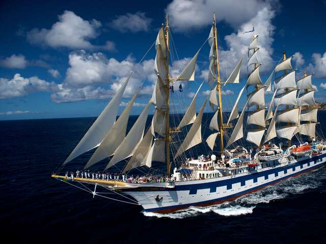 Star Clippers  - Receive $150 per cabin onboard credit and more!