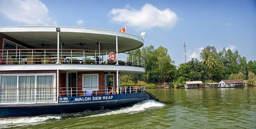 Avalon - Receive prepaid gratuities on select 2019 sailings!