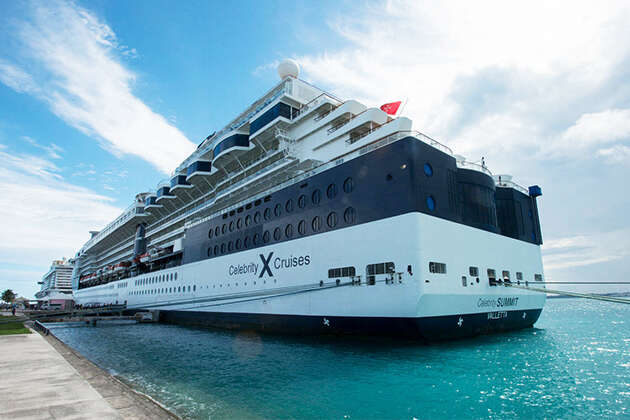 Celebrity Cruises - Receive a $75 Onboard Credit!