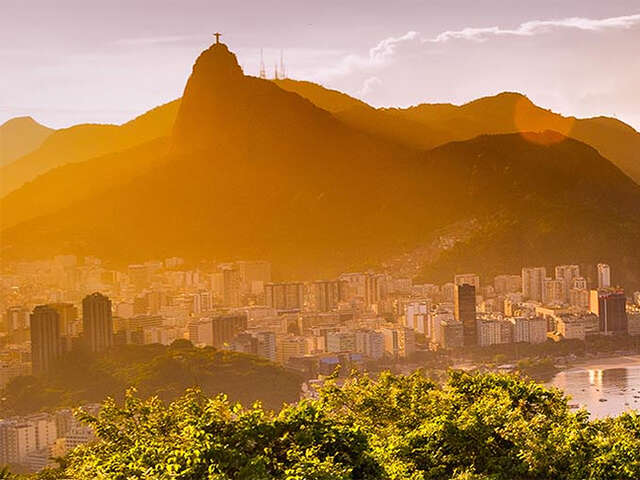$200 Air Credit on select 2019 South America vacations with Monograms