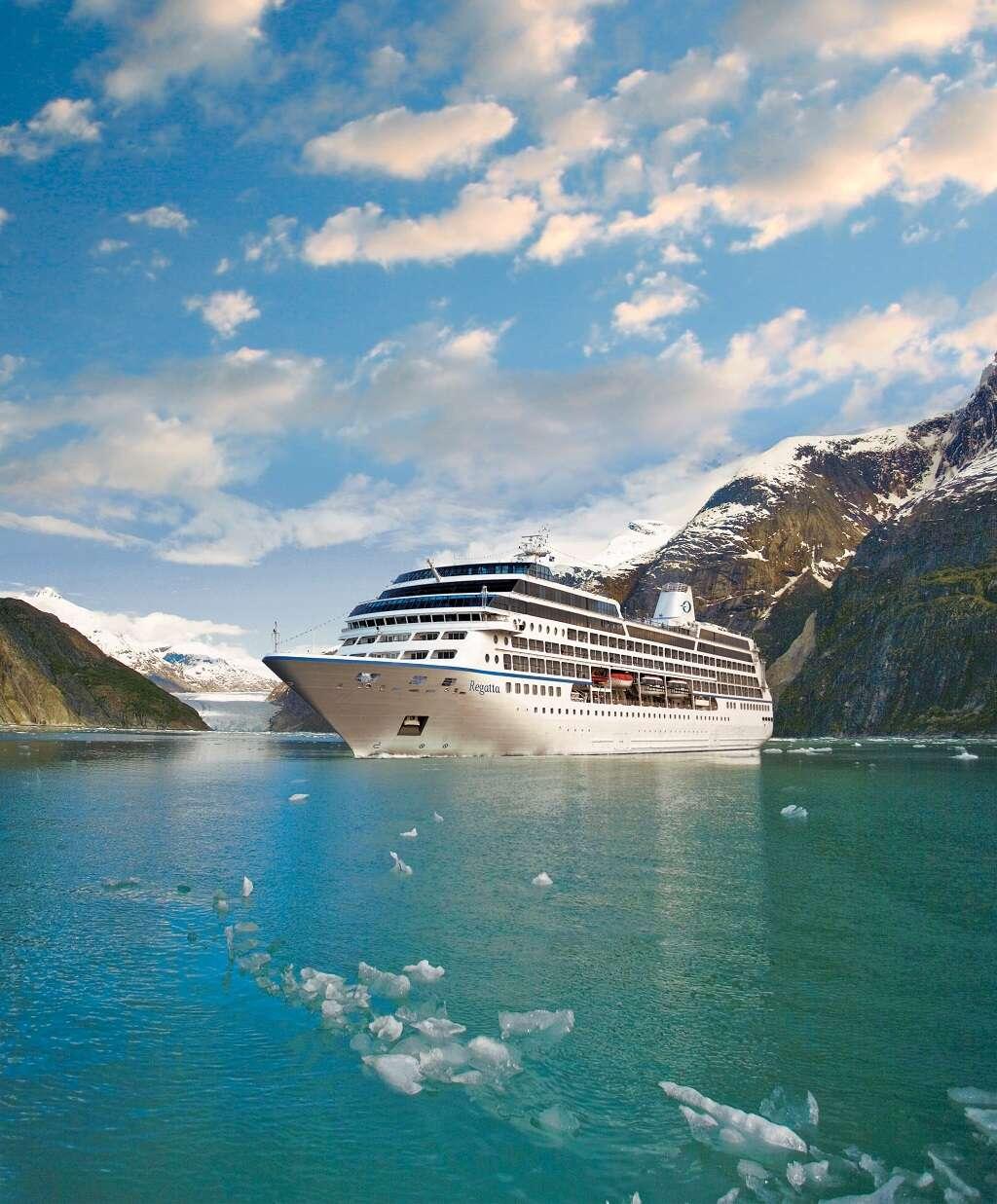 Oceania Cruises - Prepaid Gratuities