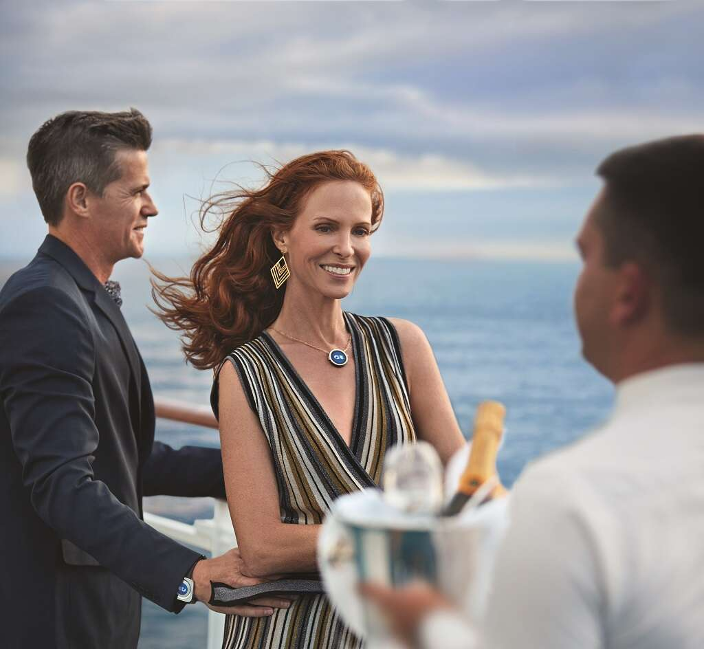 Princess Cruises - Specialty Dining for all passengers in cabin!