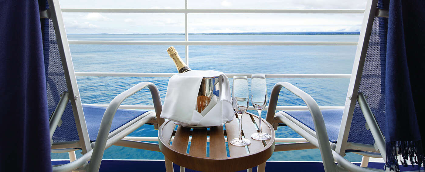 SAVE 10% on Vineyards and Royalty with Oceania Cruises
