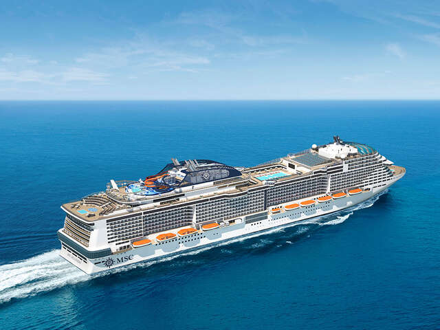 MSC Cruises - Exclusive Rates on MSC Bellissima!