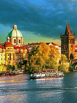 Go to Central Europe in the Fall with Europe Express