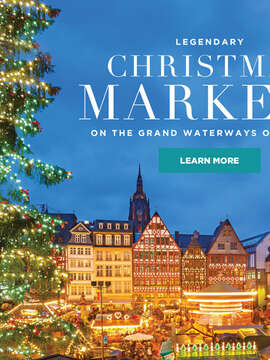 Save up to $1,000 per suite on festive 2018 itineraries when booked by 8/30/2018
