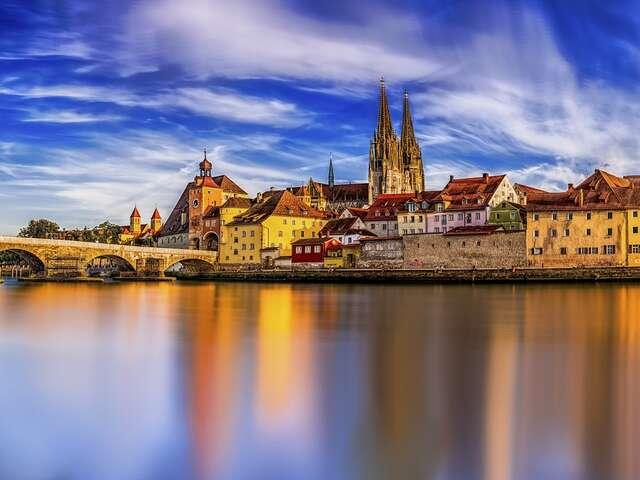 Danube River Cruise & Oberammergau 2020
