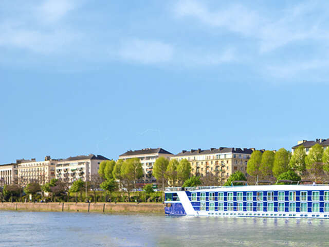 SAVE up to $1500 per stateroom with AmaWaterways
