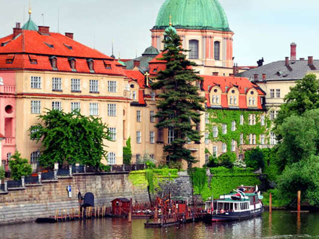 Eastern Europe 3-City Stay with Exotik Journeys