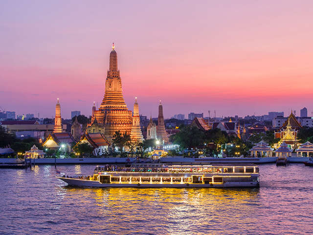 Dreams of Bangkok