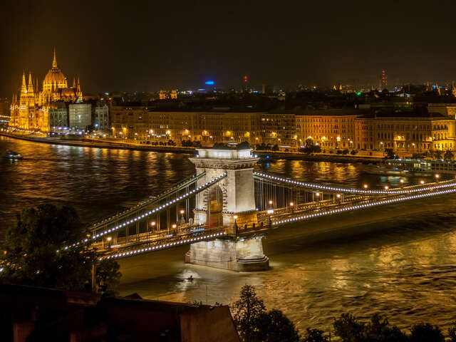 2019 Luxury Danube River Cruise (SOLD OUT - On Request Only)