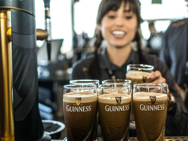 Céad míle fáilte… A hundred thousand welcomes