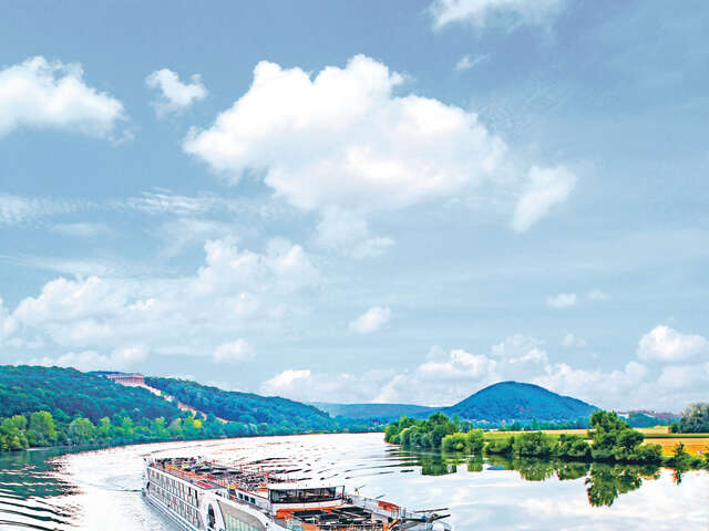 Discover Europe from a Floating Luxury Hotel