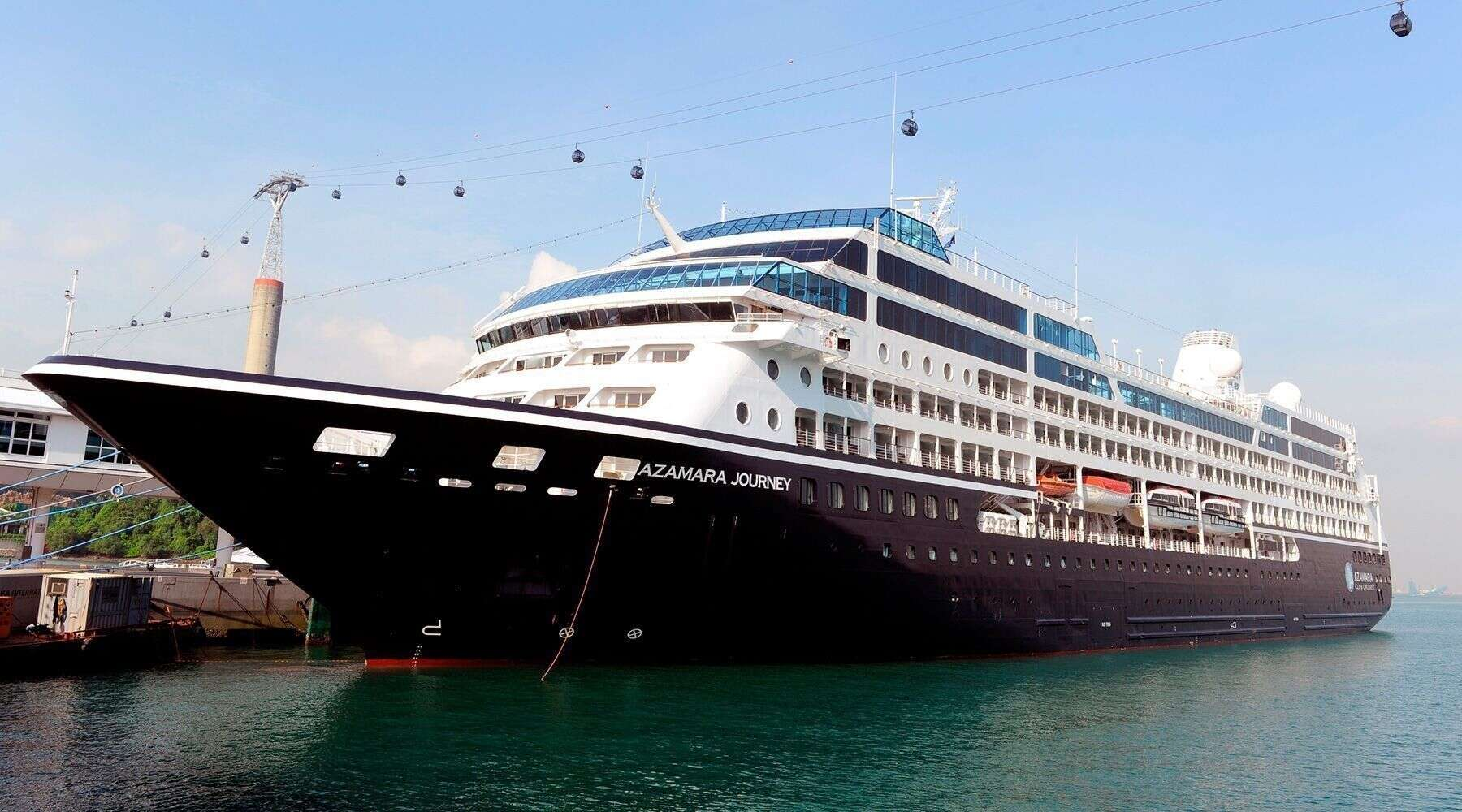 Azamara Club Cruises - Choose between air credit and onboard credit!