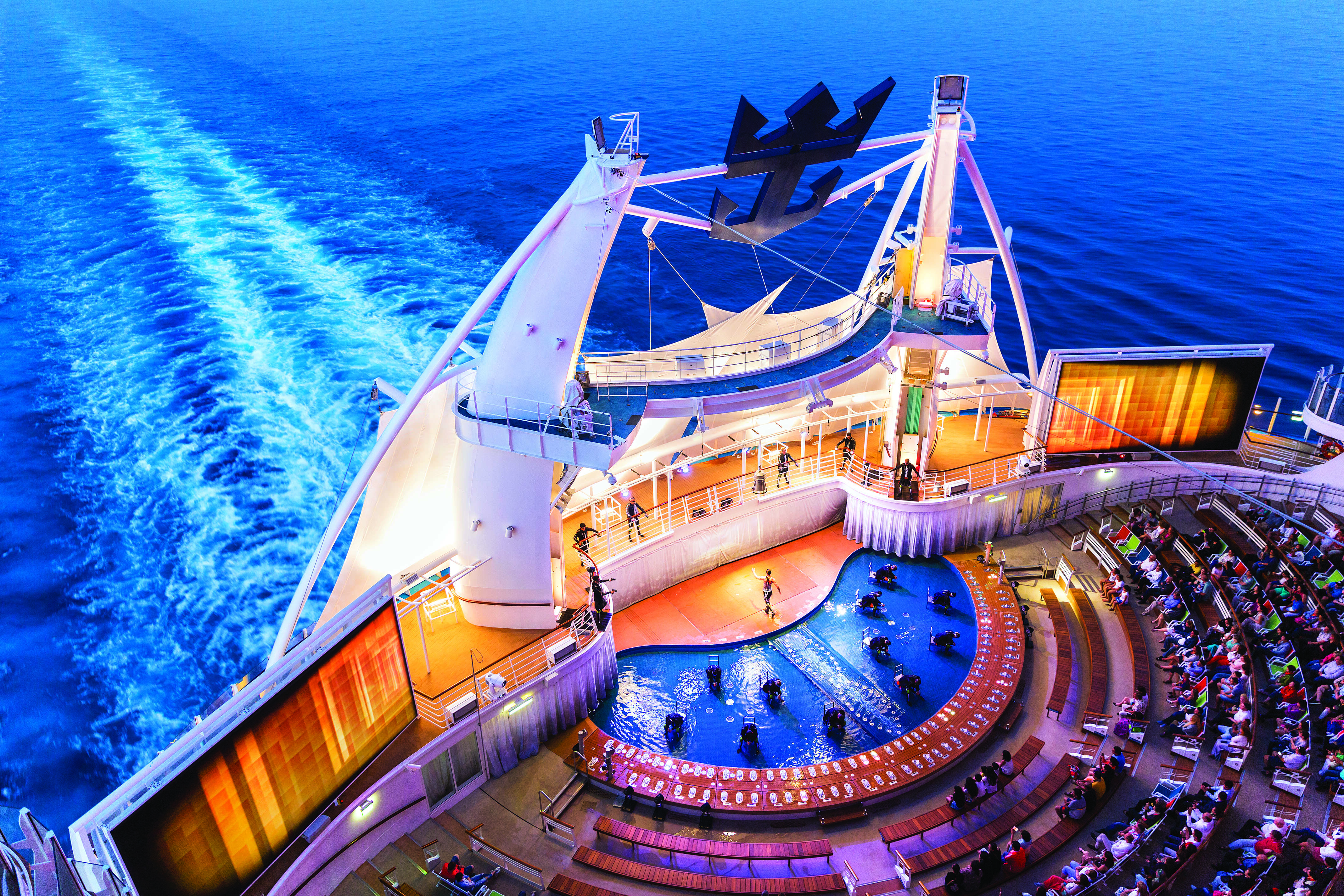 Royal Caribbean - Receive free pre-paid gratuities!