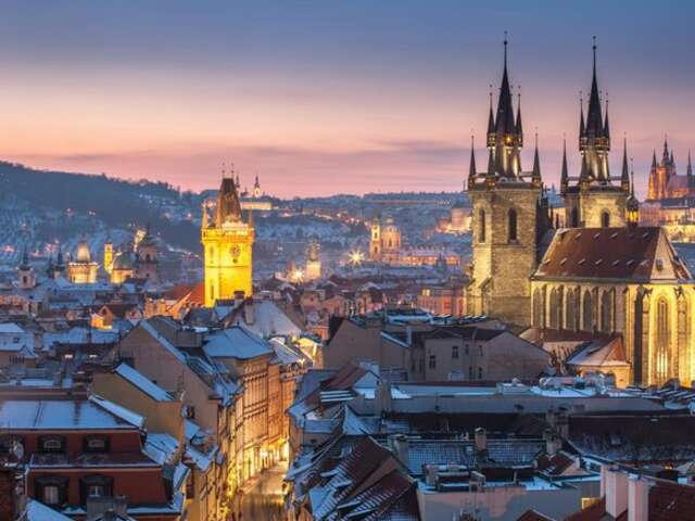 Five Must Things To Do In Prague