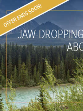 Rocky Mountaineer Early Booking Bonus - Ends August 31
