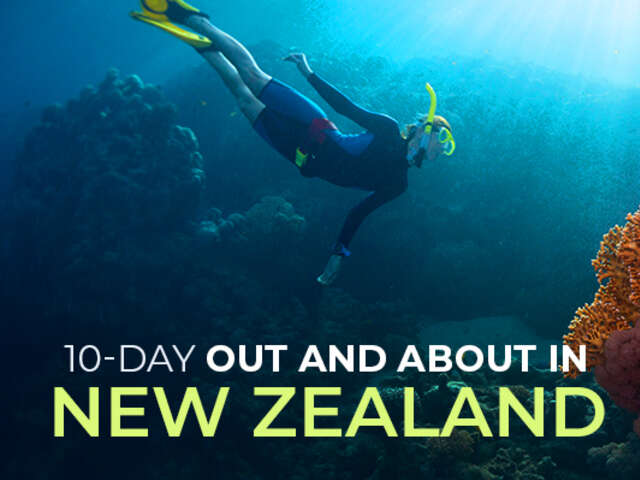 SAVE $274 CAD on 10 days in New Zealand with GOWAY