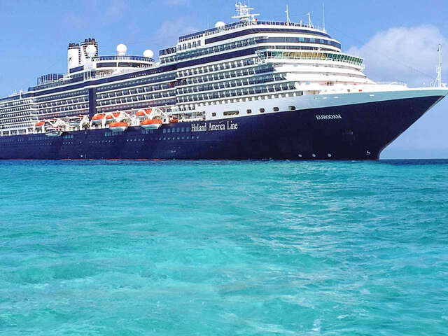Holland America Line Makes Caribbean Air Credit Offer for Canadian Residents Through End of Sept. 2018