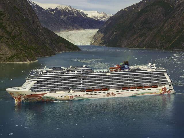 Norwegian Joy to Join Sister Ship Norwegian Bliss in Alaska in 2019