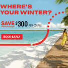Winter Early Bird Sale with Air Canada Vacations