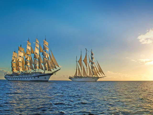 Star Clippers - Sail & Stay in the Caribbean!