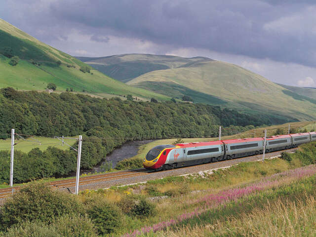 Rail Europe - Receive up to 20% off BritRail Passes!