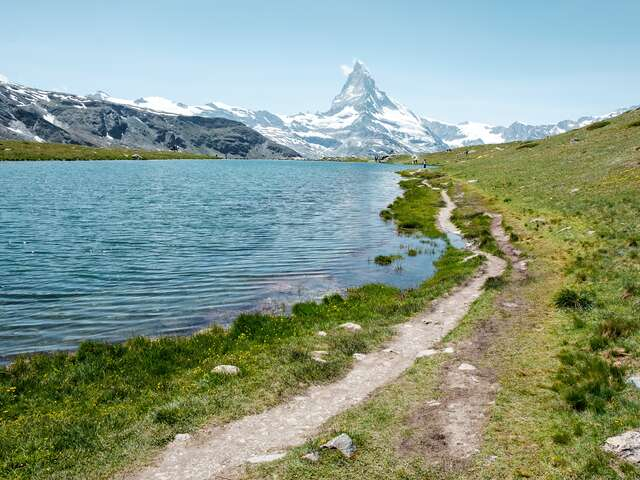Zermatt, Switzerland - Imagine Yourself Here