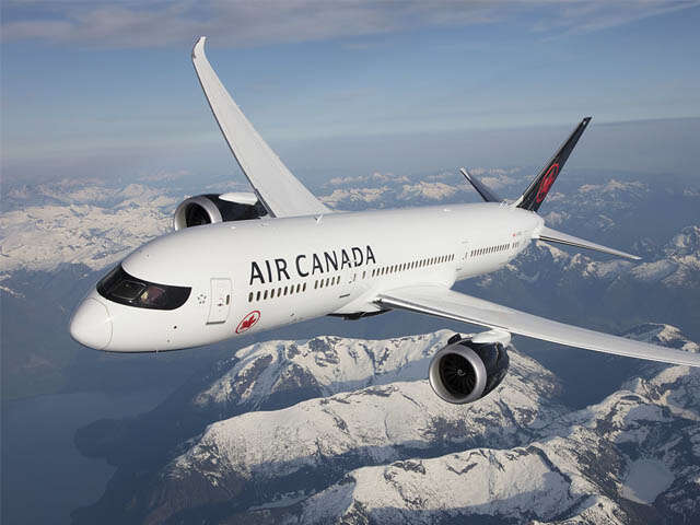 Air Canada Boosts Overseas Connections