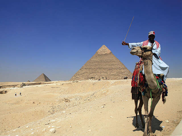 Egypt Land of Pharaohs