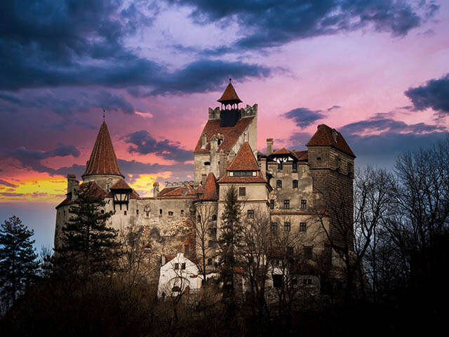 The 10 Coolest Places to Celebrate Halloween