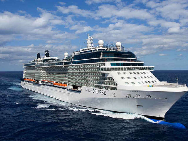 New Places, New Spaces : Celebrity Cruises Debuts Groundbreaking 2020-21 Sailings