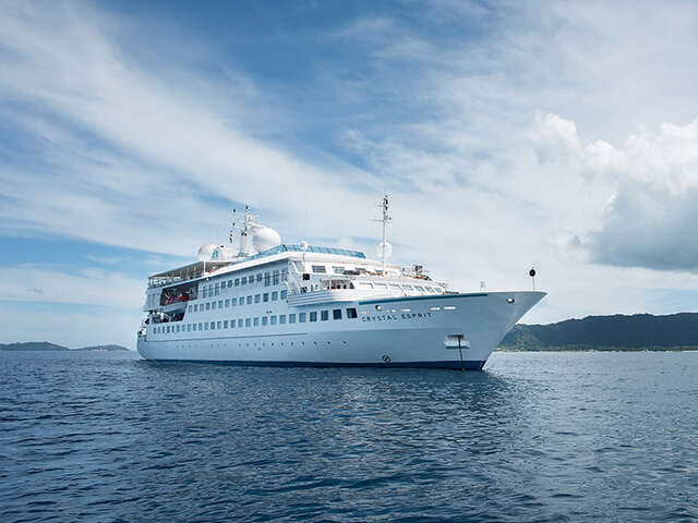 New Itineraries, Destinations Set for Crystal Esprit In 2021