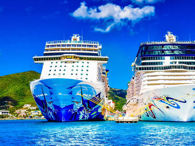 Norwegian Cruise Line Reveals Winter 2020-2021 Itineraries