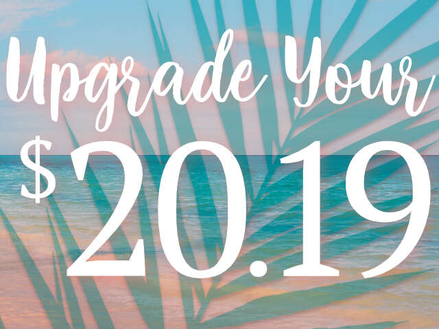 Upgrade Your 2019 at AMResorts