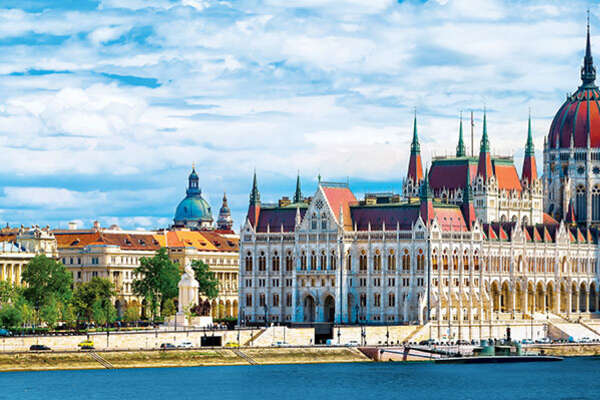 FREE AIRFARE on the Danube with Amawaterways