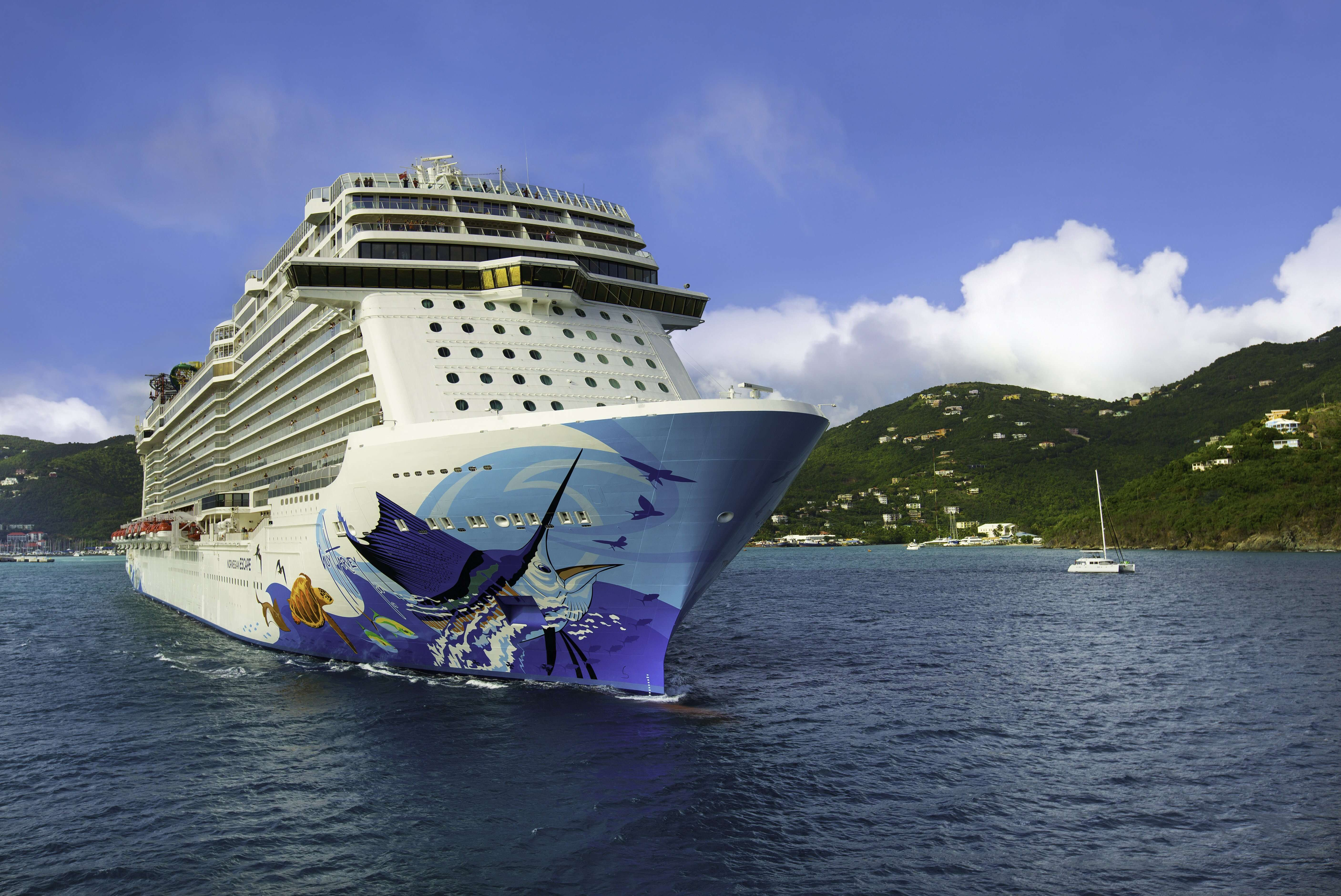 Norwegian Cruise Line - 6 free offers plus up to $300 onboard credit!