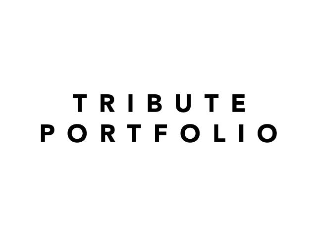 Tribute Portfolio