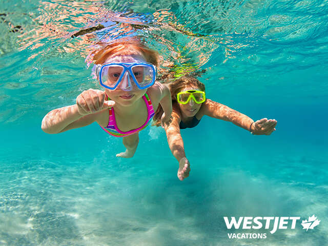 Reasons to Travel with WestJet Vacations