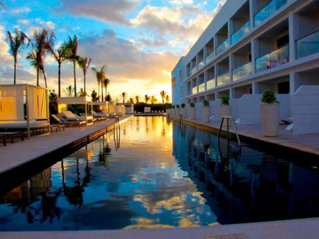 Destination: incredible. Platinum Yucatan Princess All Suites & Spa Resort.