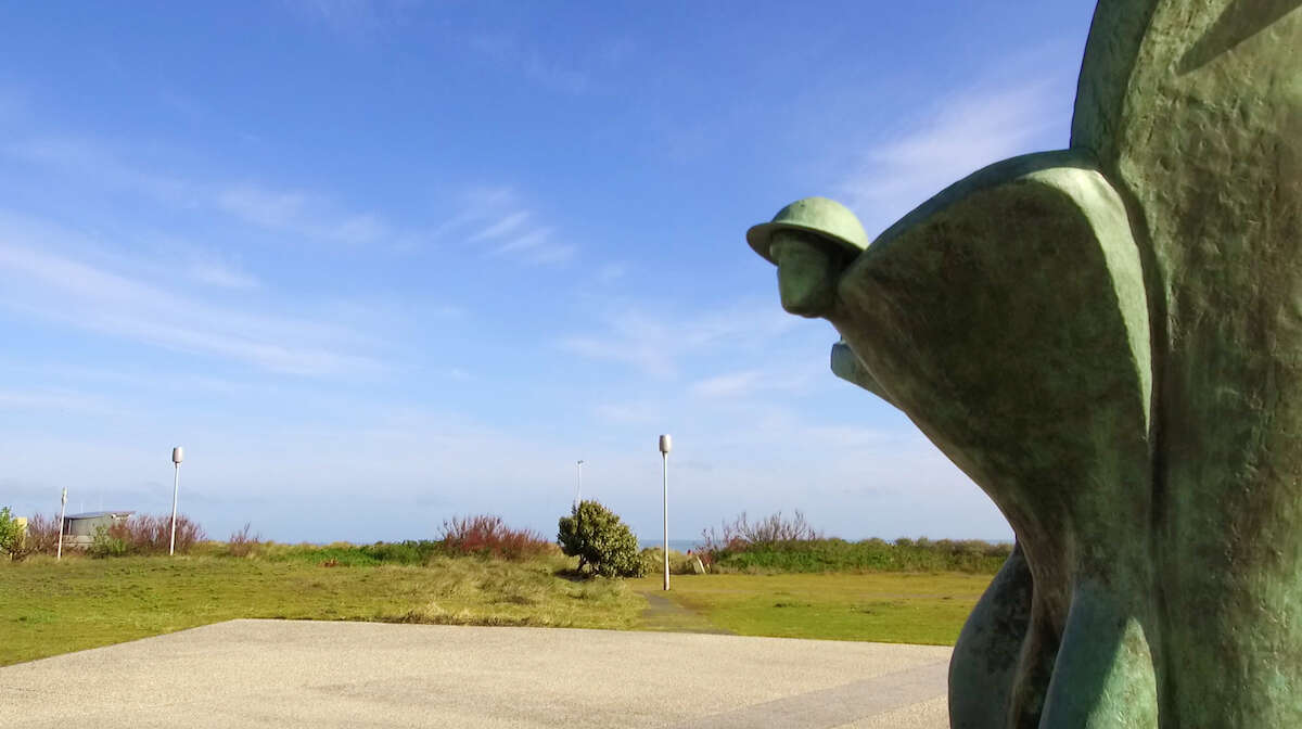 Memorials of WW2 Tour on the 75th Anniversary of DDay Landings with Collette