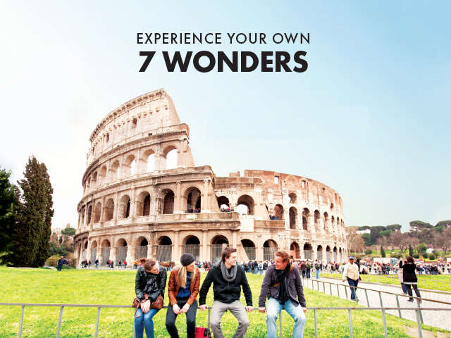 The Contiki 7 Wonders