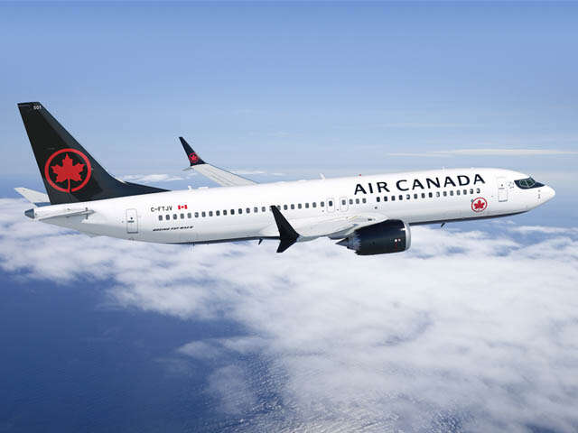 Air Canada grounds Boeing Max 8s until at least July 1