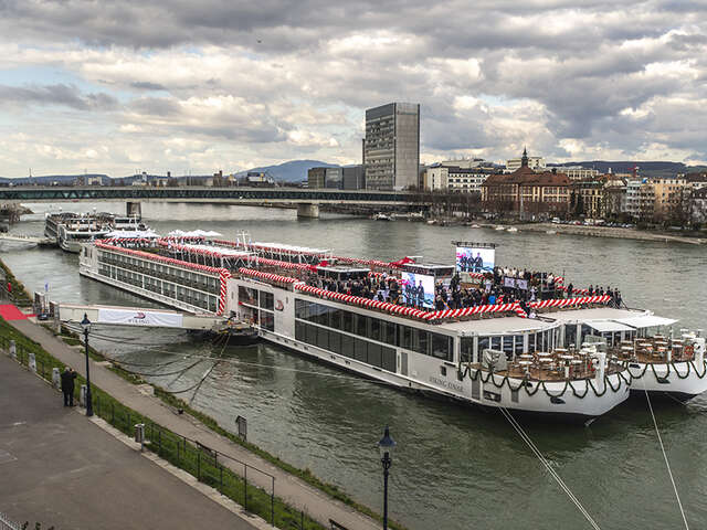 Viking Expands European River Fleet with Launch of Seven New Ships