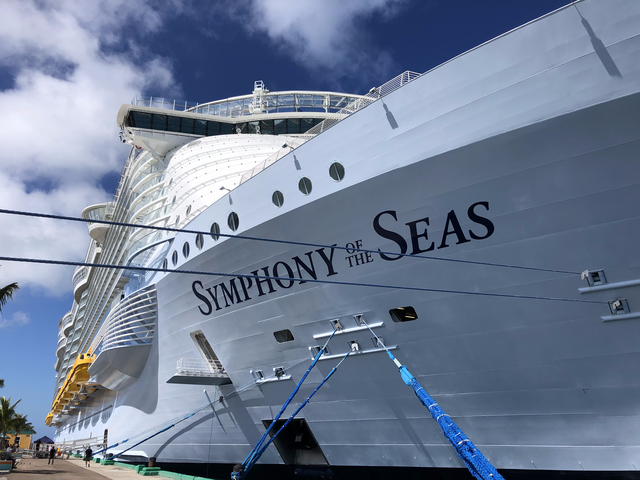 Symphony of the Seas: Trip Report – Western Caribbean