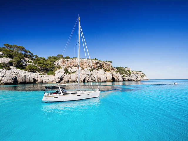 Save 25%  on Mediterranean Sailing Adventures