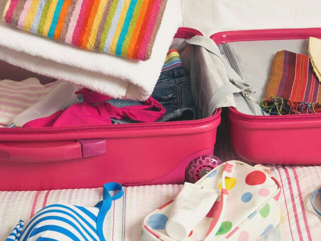 Kimberley Gunning from Plan A Vacation shares her packing for a cruise secrets!
