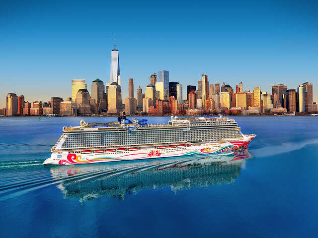 Norwegian Cruise Line Announces Select 2020 and 2021 Itineraries