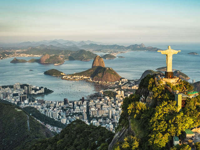 Brazil Eliminates Visa Requirements