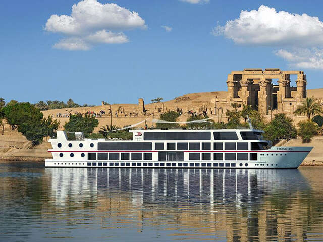 Viking Announces New Egypt Ship & Privileged Access Experiences for 2020